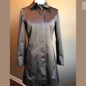 Coach trench style coat